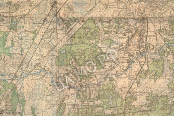 1937-39 - РСФСР. Ленинградская область