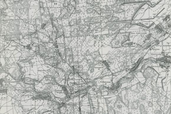 1939 - Красногвардейский и Слуцкий районы