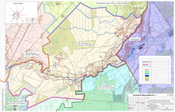 2012 - Генеральный план
