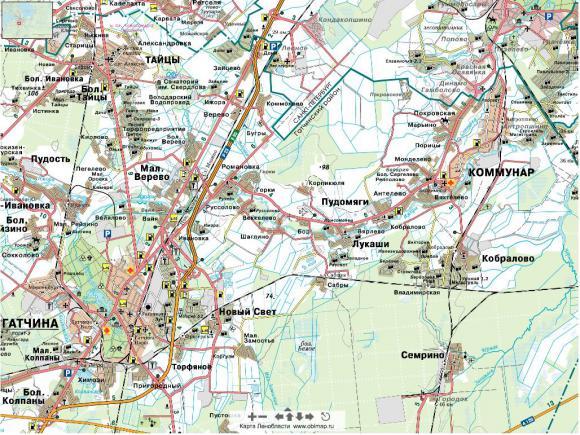 2014 - Интернет-карта