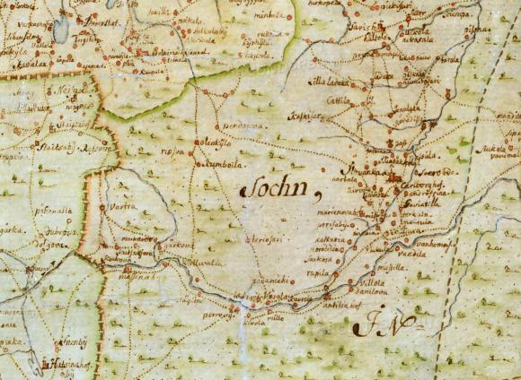1678 - Провинция Ингерманландия