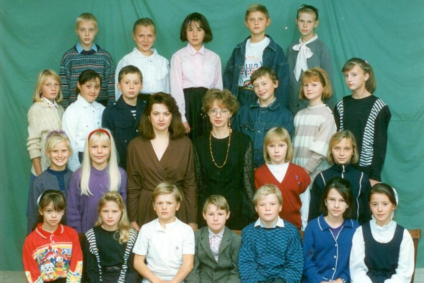 (94-95) 6a класс