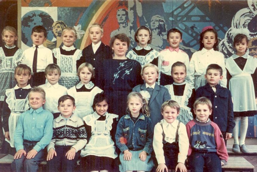 (91-92) 3а класс